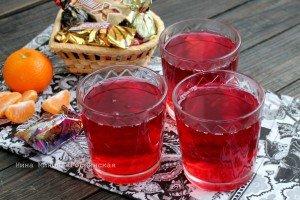 Красный чай каркаде с имбирём Предлагаю рецепт