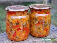 Салат с грибами Ингредиенты: 1 л растительного